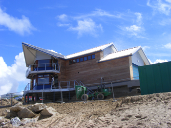 Fistral Lifeguard Station
